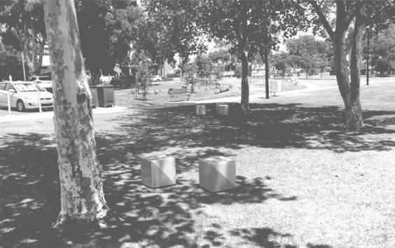 Park cubes